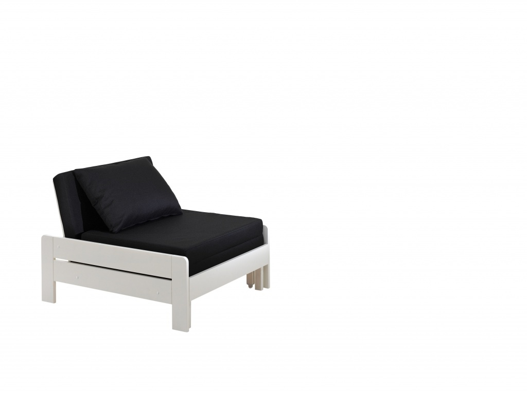 Vipack Zetelbed Pino wit