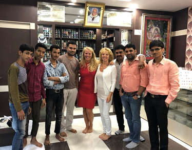 Trip naar India voor sieraden van Shanti Jewels fairmade