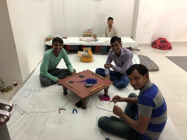 Trip naar India voor de sieraden van Shanti Jewels