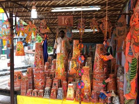 Dilli Haat Trip naar India voor de sieraden van Shanti Jewels