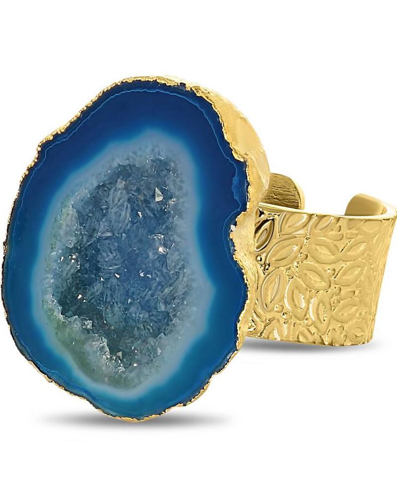 Ring - Deva Blue