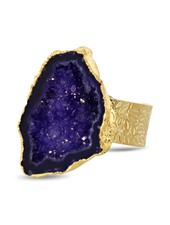Ring - Deva Purple