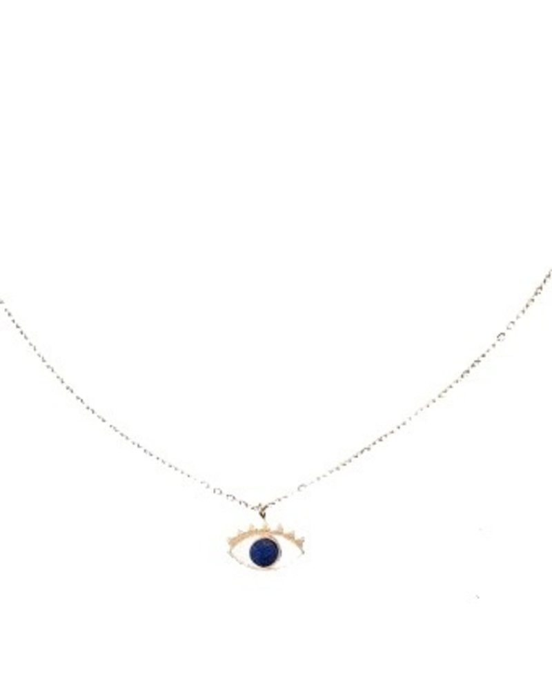 Necklace - Blue Eye