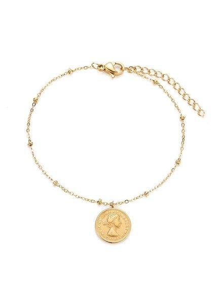 Armband - Coin