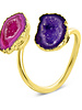 Ring - Savita Purple/Pink