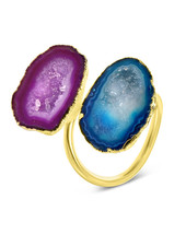 Ring - Savita Blue/Pink