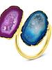 Ring - Savita Blue/Pink