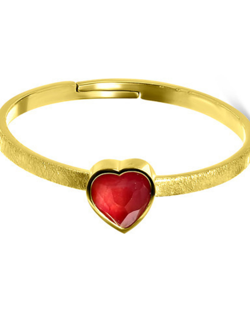 Ring - Red Heart
