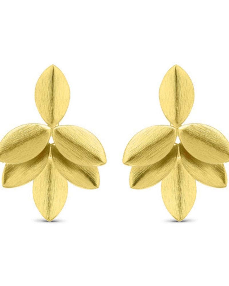 Earrings - Feather Love