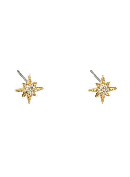 Earrings - Sparkle Studs