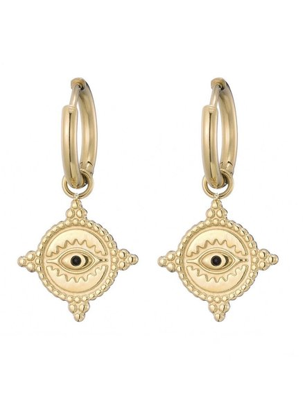 Earrings - Third Eye