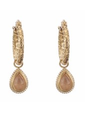 Earrings - Dagan Pink