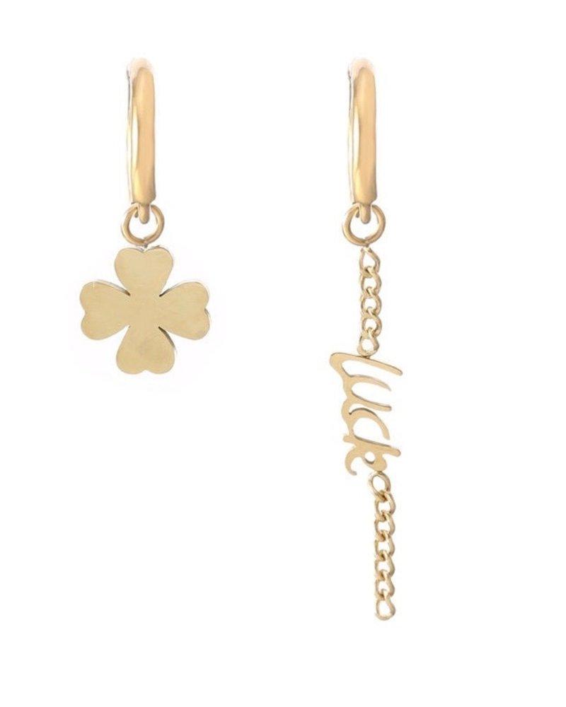 Earrings - Luck