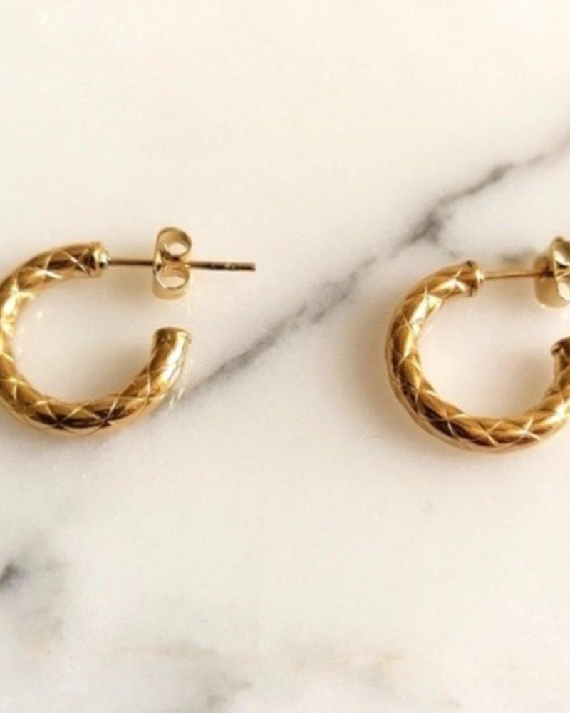 Earrings - Angel