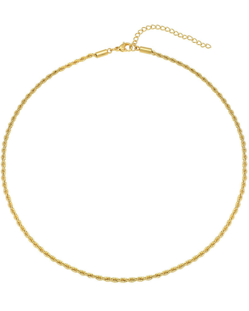Necklace - Small Twist