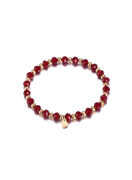 Bracelet - Sharita Red