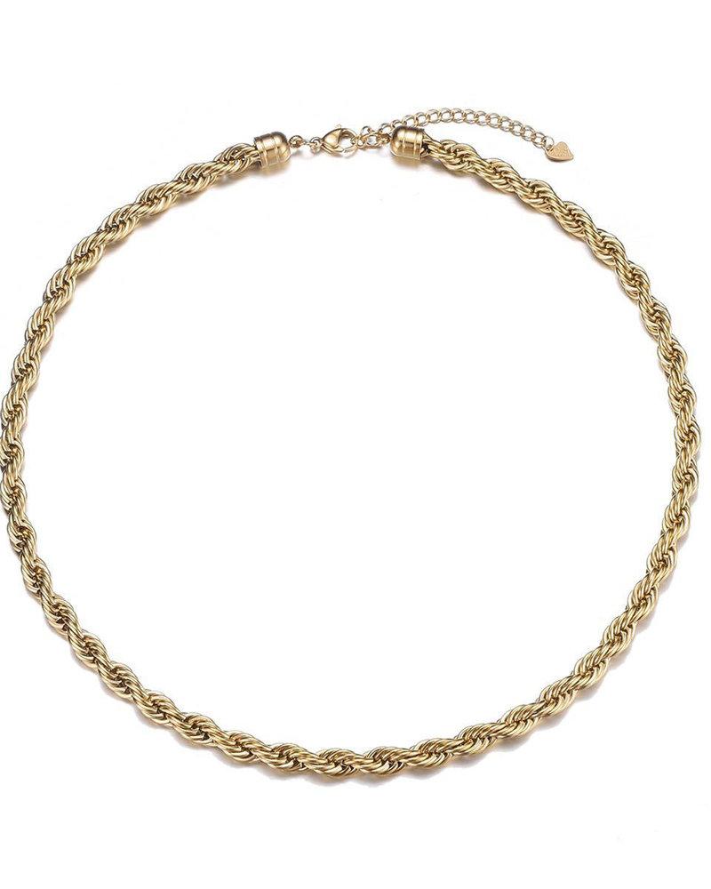 Necklace - Big Twist