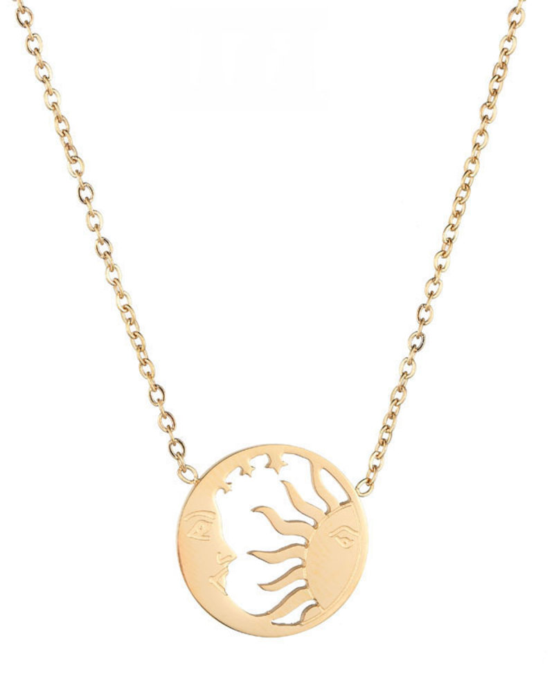 Necklace - From The Sun To The Moon