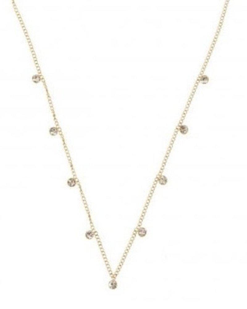 Ketting - 9 Diamonds