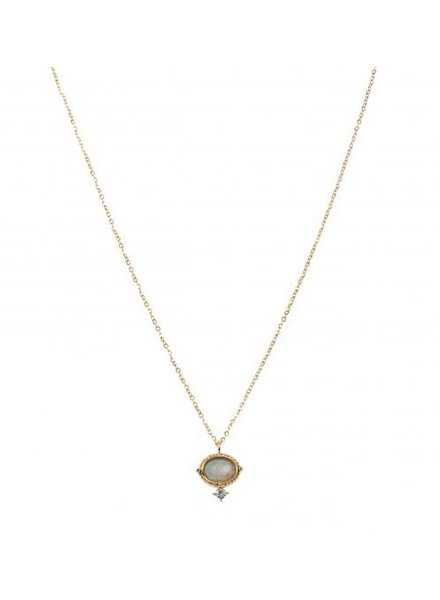 Ketting - Amelie Blue