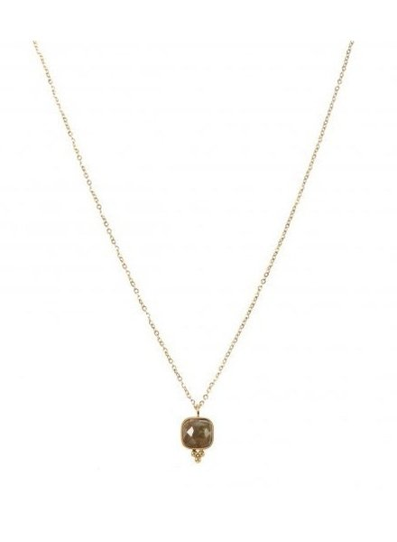 Necklace - Reeva Brown