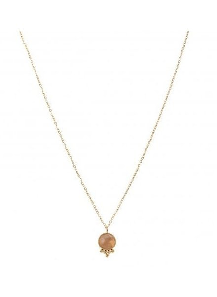 Necklace - Jayla Pink