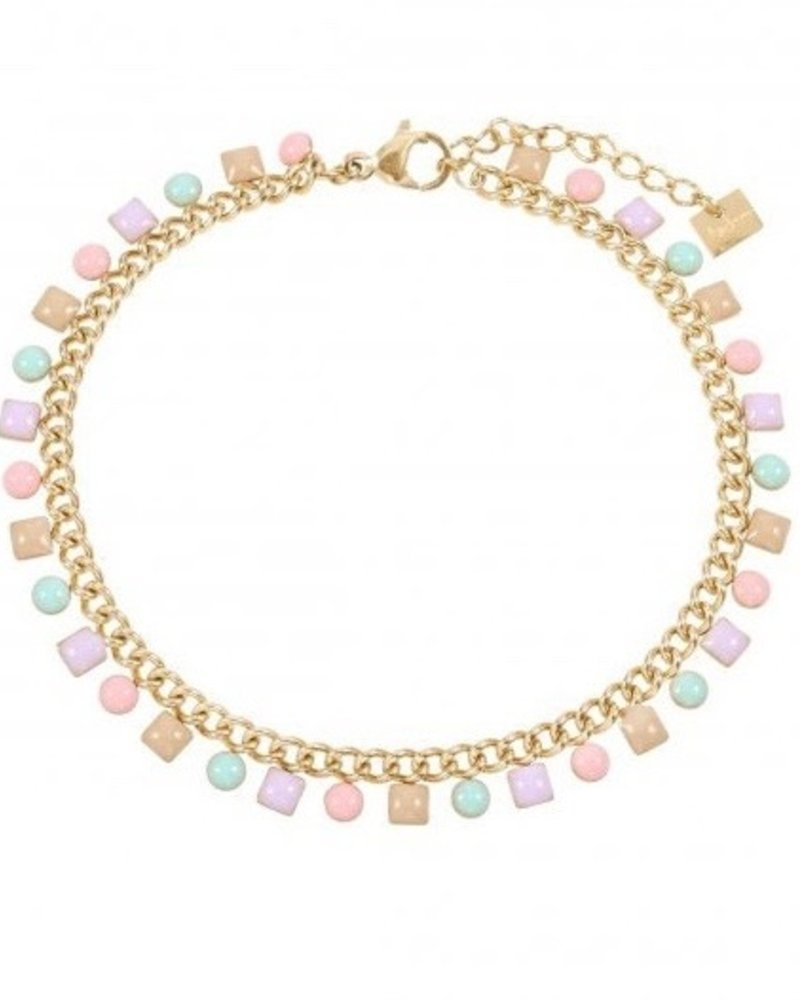 Bracelet - Rounds and Squares