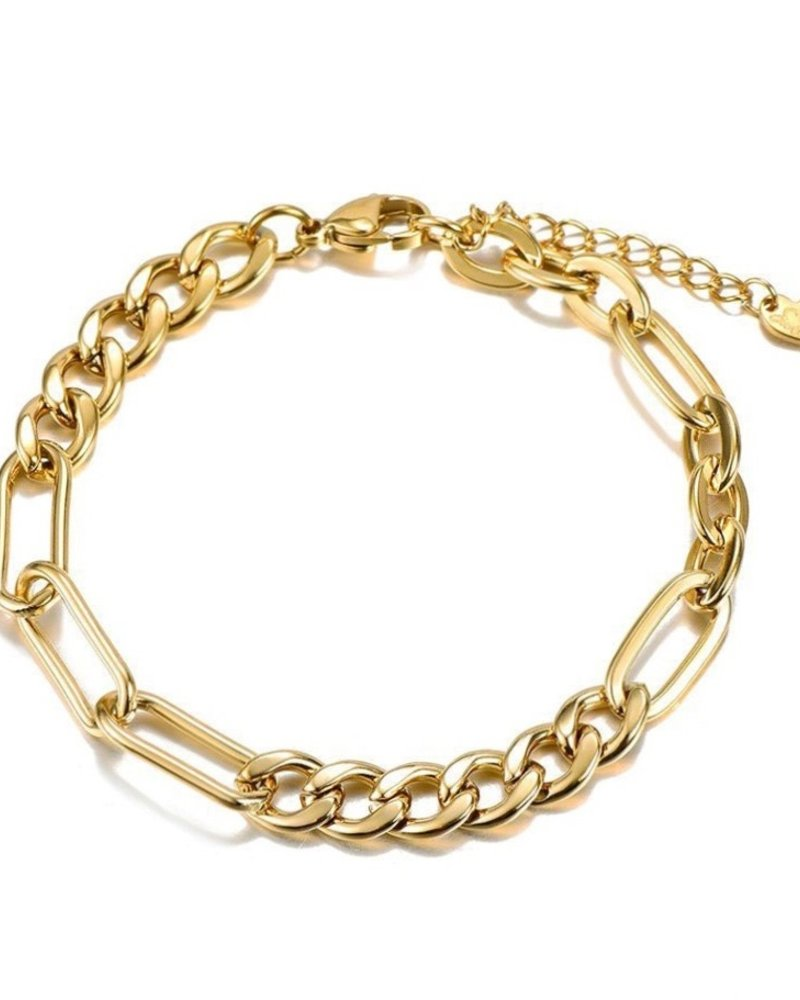 Armband - Different Link Chain