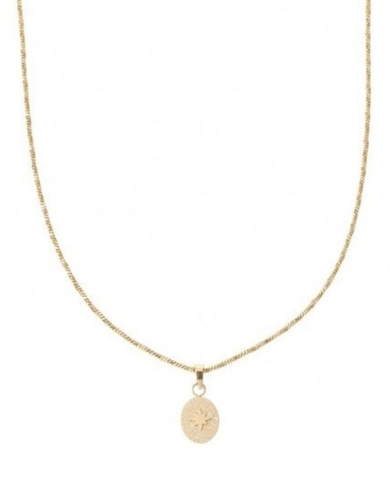Ketting - Oval Sparkle