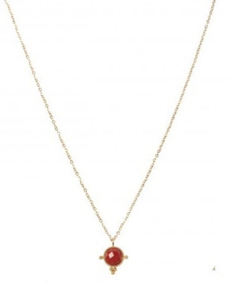Ketting - Lola Red