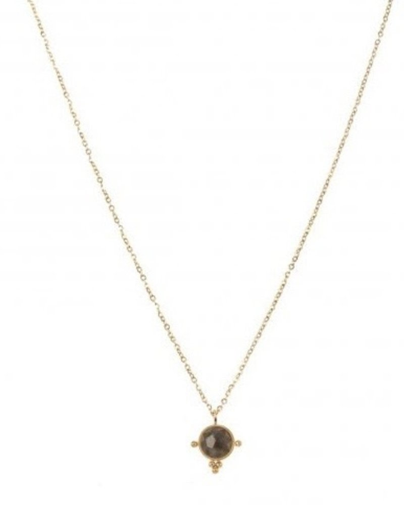 Necklace - Lola Brown