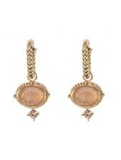 Earrings - Amelie Pink