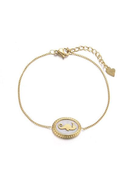 Armband - Seahorse