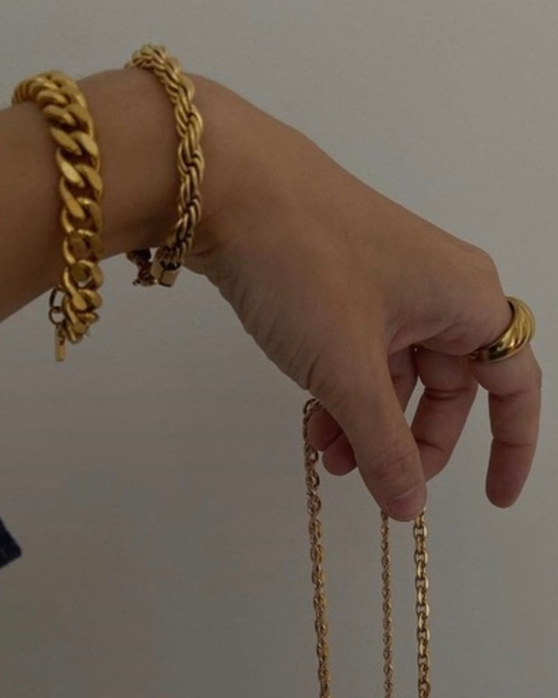 Bracelet - Thick Link Bracelet 2.0