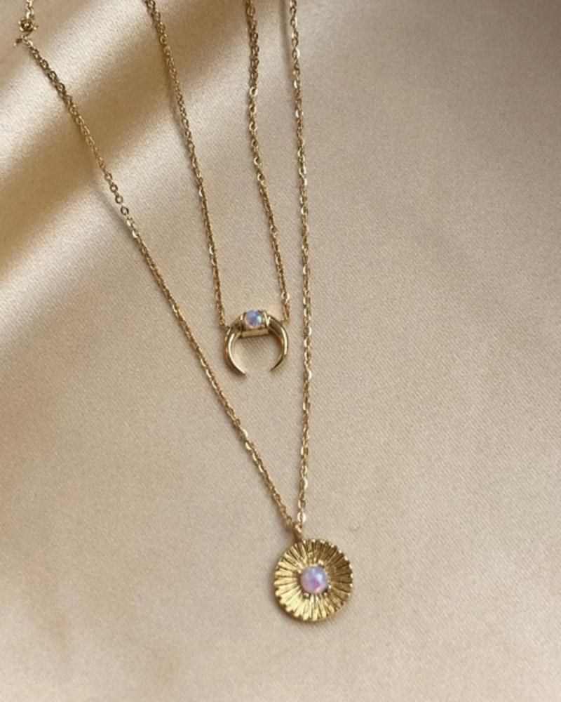Necklace - Horn