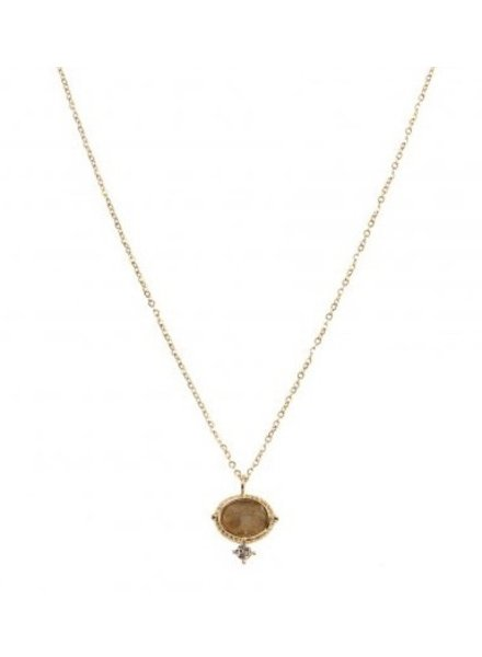 Necklace - Amelie Brown