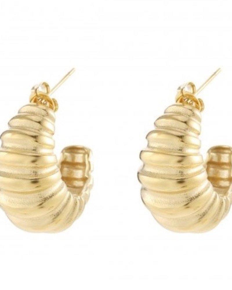 Earrings - Bossy
