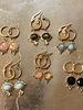 Earrings - Lola Blue