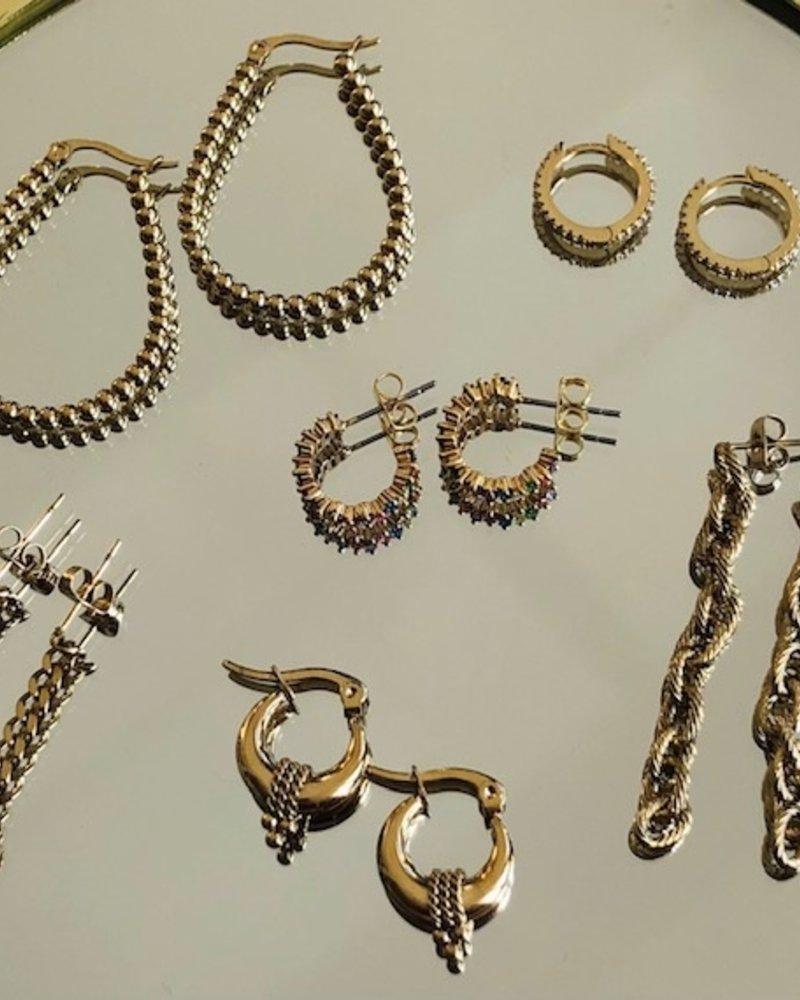Earrings - Indi