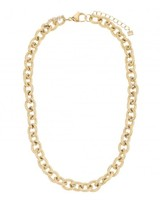 Necklace - Round Thick Link