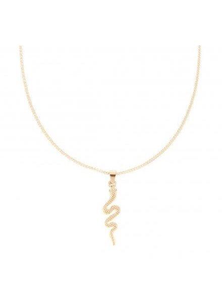Necklace - Snake