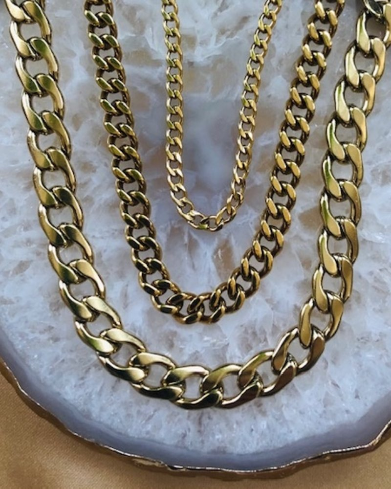 Necklace - Adele Small