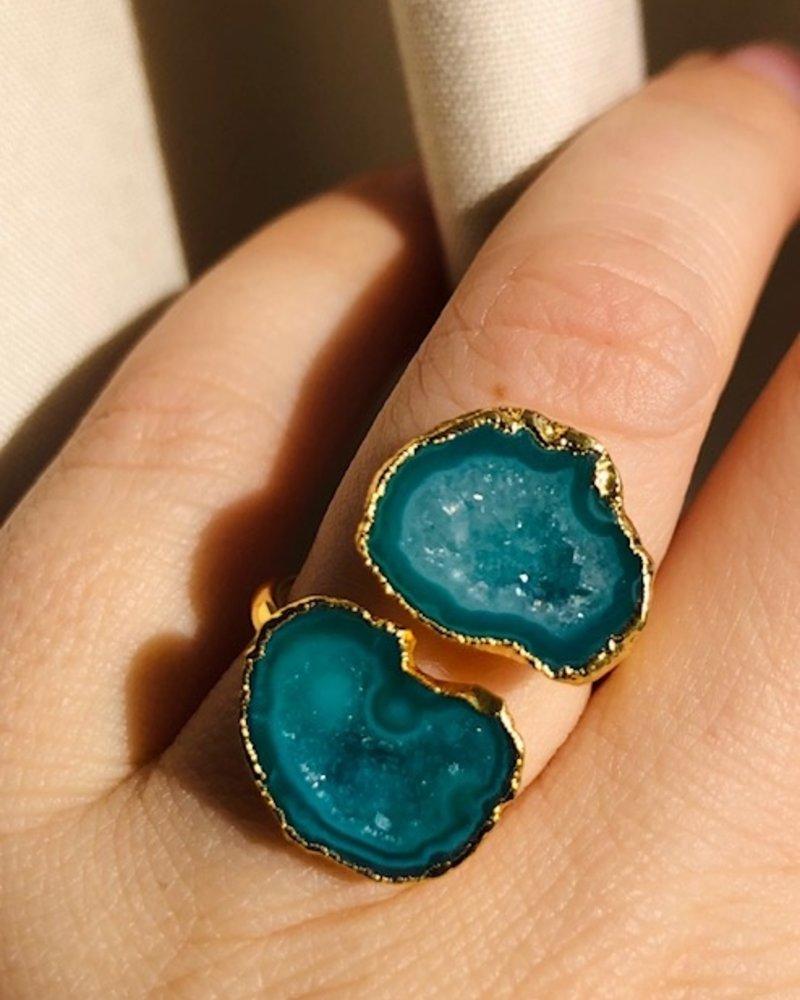 Ring - Savita Green