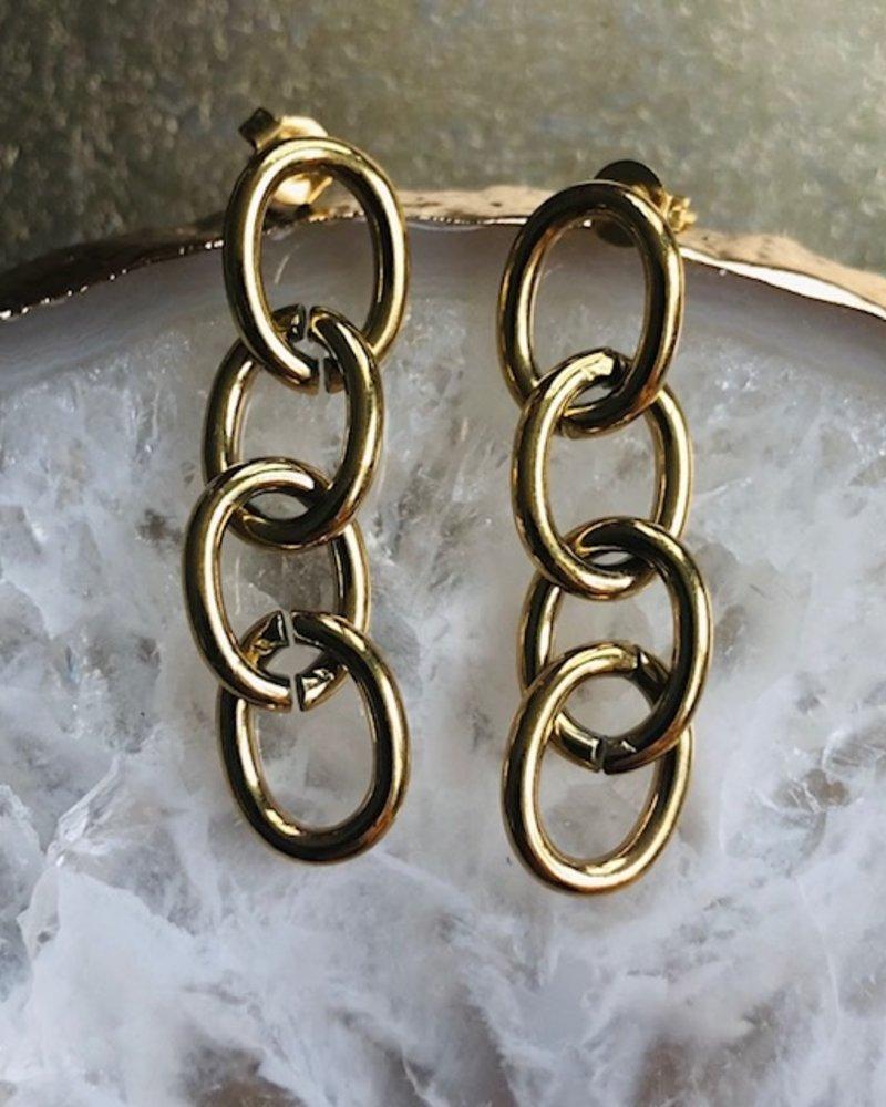 Earrings - 4 Rounds