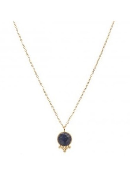 Ketting - Jayla Dark Blue