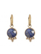 Earrings - Jayla Dark Blue