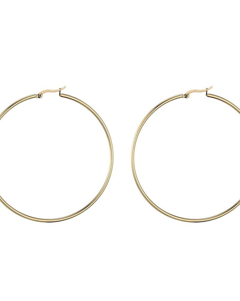Earrings - Every Day Hoops