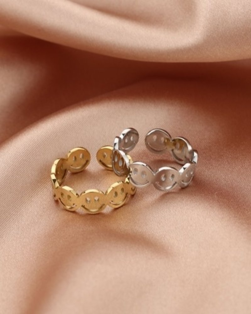 Ring - Smiley Faces