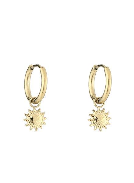 Earrings - Little Sun