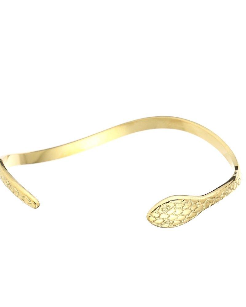 Bracelet - Snake Bangle